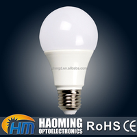 Low loss ip44 3w 5w 7w 9w custom e27 led light