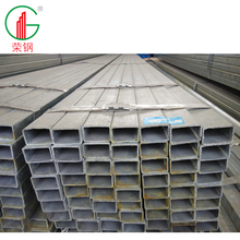 gi square steel pipe and rectangular pvc tube for Oil Gas Pipeline