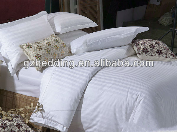 Hot-sale 100% Cotton Cheap Hotel Bedding Sets/Bedding Sets
