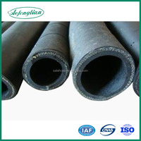 Steam hose fabric cover hydraulic high pressure rubber hose