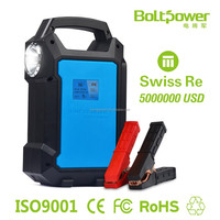 Boltpower V8 800 Peak Amp Ultraportable 12& 24 Volt Jump starter for EU and Norther America market leading wholesaler