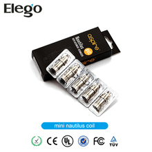 USA and Europe Hottest Original Large Stock Aspire Nautilus Mini Coil, Aspire Nautilus Mini BVC coil Head 1.6/1.8ohm on Alibaba