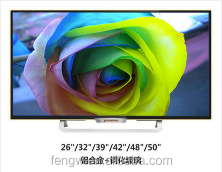 replacement lcd screen tv and High-Resolution LED TV Wide Screen Support 32'' 40'' 42'' 43'' 48 50''inch smart led tv