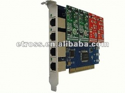 TDM-400P Asterisk 4 ports FXS/FXO PCI cards