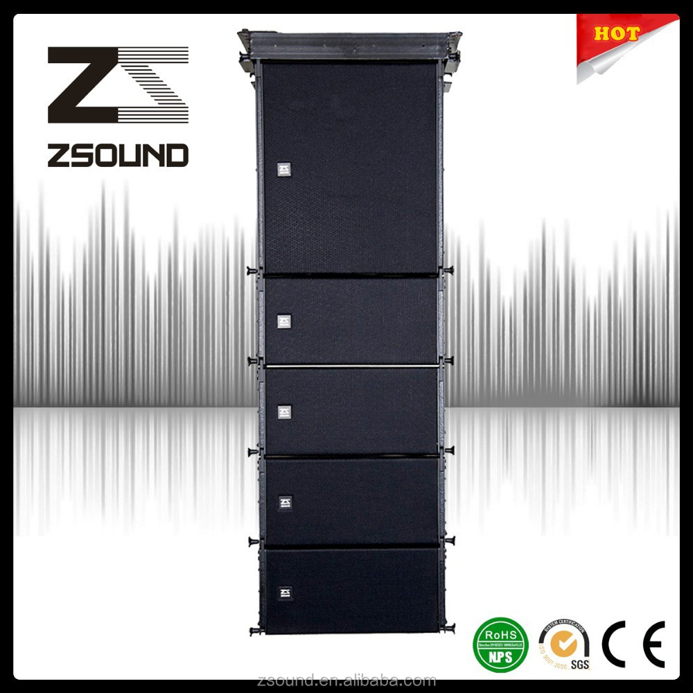 2 Way Pro Sound System Speakers Boxes