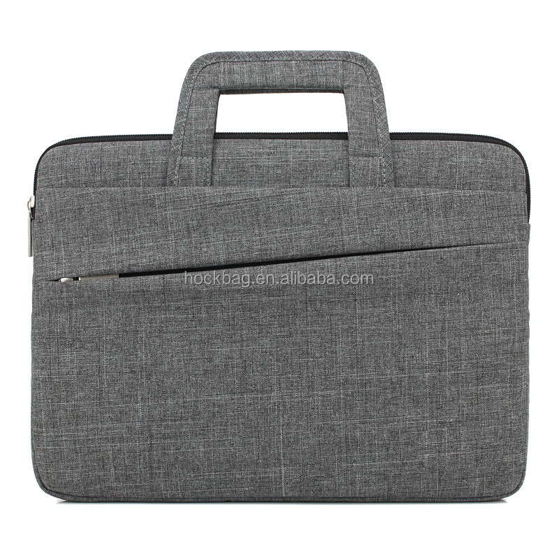 High quality fashionable design laptop 15inch lap tray bean bag top quality laptop bag