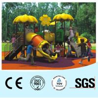 impressive Acme non-toxic fashion plastic playground model for children