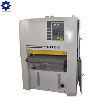 Mfg R-RP1000 heavy duty wood sanding machine for panel furniture