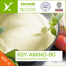 Raw Material Amino Acid Granular NPK Fertilizer