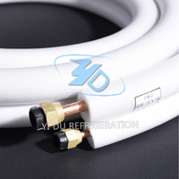 copper fitting for air conditioner refrigeration pipe