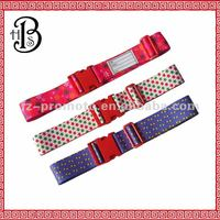 2013 Fashion Cheap Luggage Belts