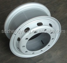 20 inch tubeless steel truck wheels