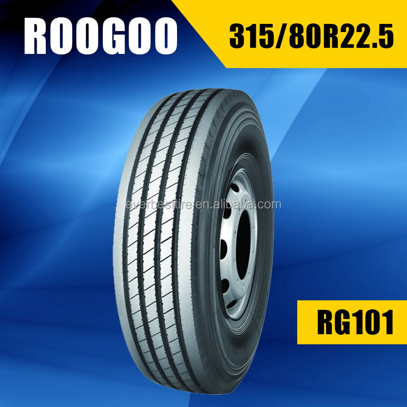 2016 best chinese brand truck tire lower price 315/80r22.5