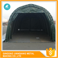 JQR1220 Large Outdoor Metal Two Car Canopy Shelters Tent