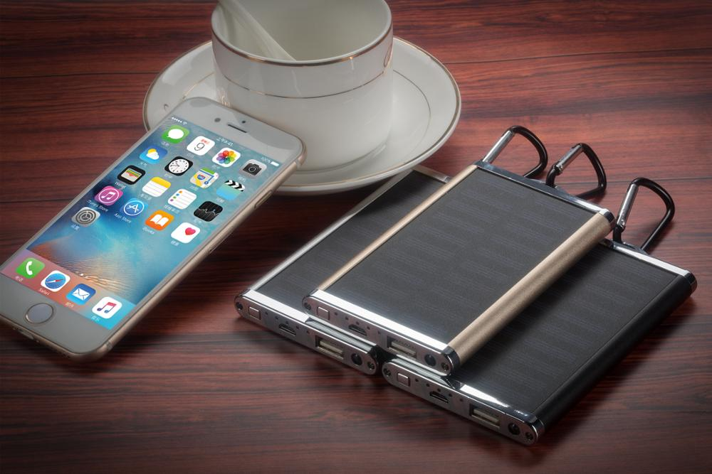 High Capacity Solar Power Charger Best OEM Factory Solar Charger Power Bank For Mobile Phone