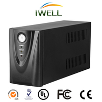 IWELL BSD Series 600VA Modified Sine Wave Backup Power System UPS