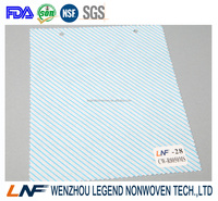 printed kitchen application cleaning wipes nonwoven fabric