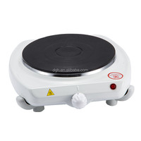 Hot Selling cast iron 1500w single hot plate electric