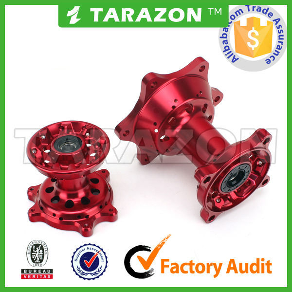 TARAZON brand motorcycle accessories Wheel Hub Fits For Honda CRF 250