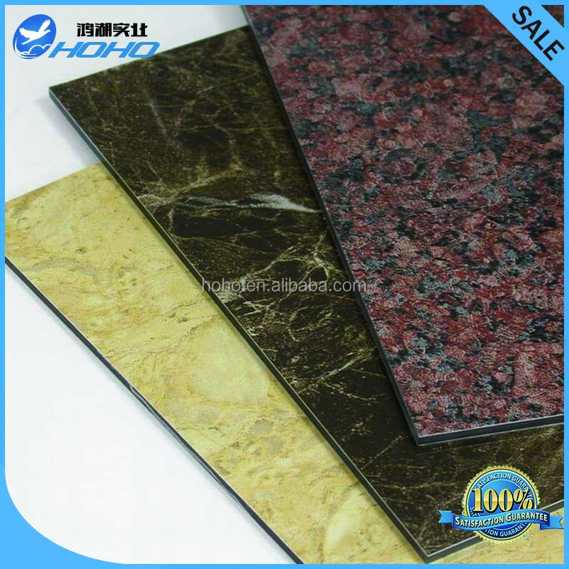 Chinese Aluminum composite interior pvc shower waterproofing wall cladding panel