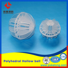 Plastic Multi-faced Hollow Ball