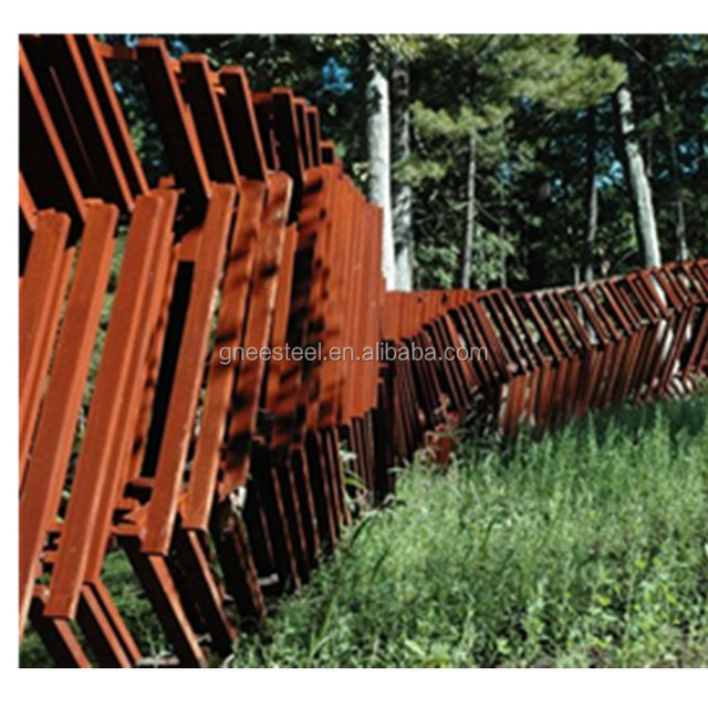 1.5-100mm SPAH ASTM A588 Corten Iron Plate Corten-A