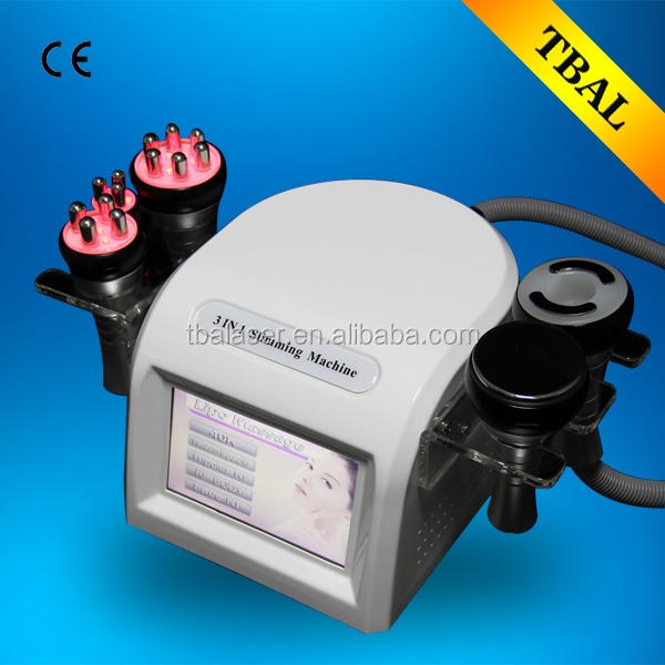 cavitation vacuum roller slimming equipment/eliminate cellulite/skin rejuvenation
