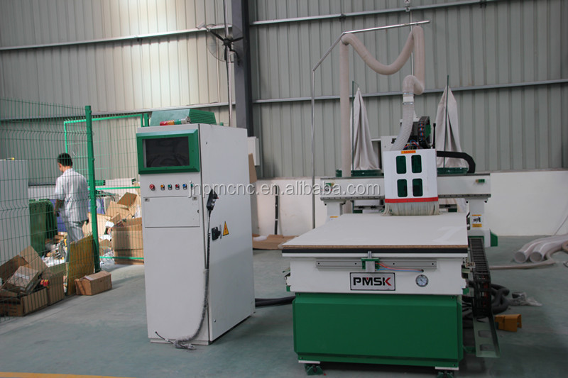 PM 1325 9kw HSD ATC spindle Yaskawa servo system hot selling and good price mild steel plate cutting machine