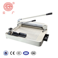 YG 858 A3 heavy duty manual paper cutting machine price
