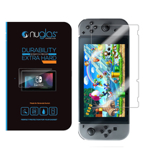 Free sample OEM fast shipping cell phone screen protector for Nintendo Switch