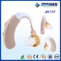 New BTE ear sound amplifier hearing aid for the deaf