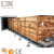 RF/HF vacuum timber dryer
