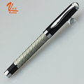 Luxury metal carbon fiber pen with best selling