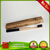 Teeth whitening customized eco charcoal bamboo toothbrush
