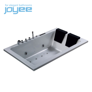 J-WLT-5030 Drop in standard solid surface bathtub size tin bath tub