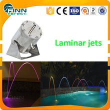 extra discount attractive leaping and jumping jet fountain for stone garden