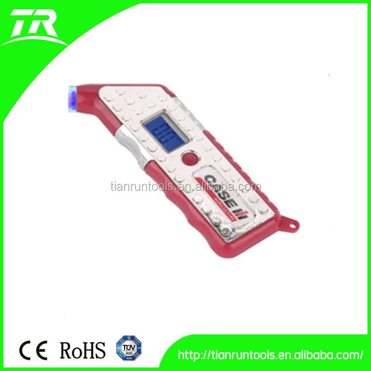Newest digital tire gauge with Back-Lit LCD/digi tyre gauge/digital tire gauge