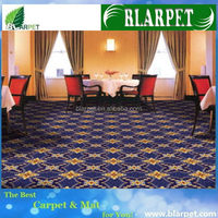 New style low price cheap wall to wall axminster carpet
