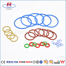 Silicone teflon SBR ACM seal o-ring/o rings