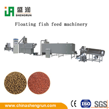 High Quality Floating Fish Feed Fish Food Production Machine Line