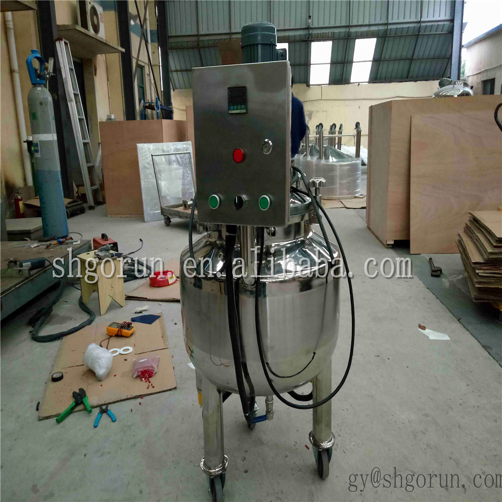 Multifunctional Mixing Tank Chemical Mixing Tank Formulation Mixing Tank For Sale Made In China