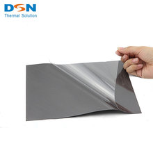 DSN Pyrolytic carbon graphite foil film for thermal conductivity