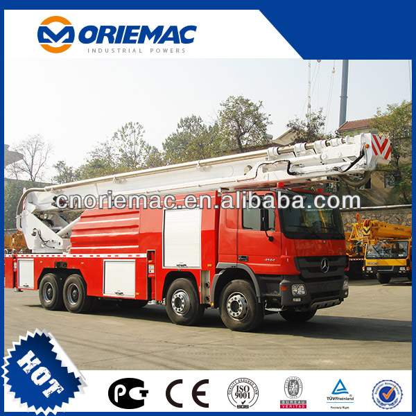 25m XCMG types of fire trucks JP25B