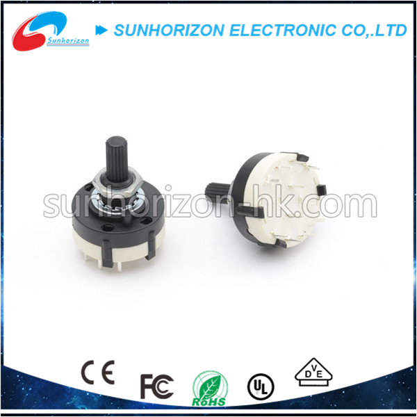 Electric light Miniature Toggle Speed temperature controlled switch