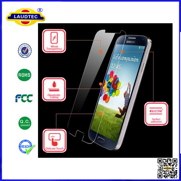 0.4mm 9H Tempered Glass Protector For Samsung Galaxy S3 i9300--Laudtec