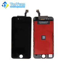 High quality for iphone mobile phone panel lcd glass screen with touch for iphone 6 lcd digitizer