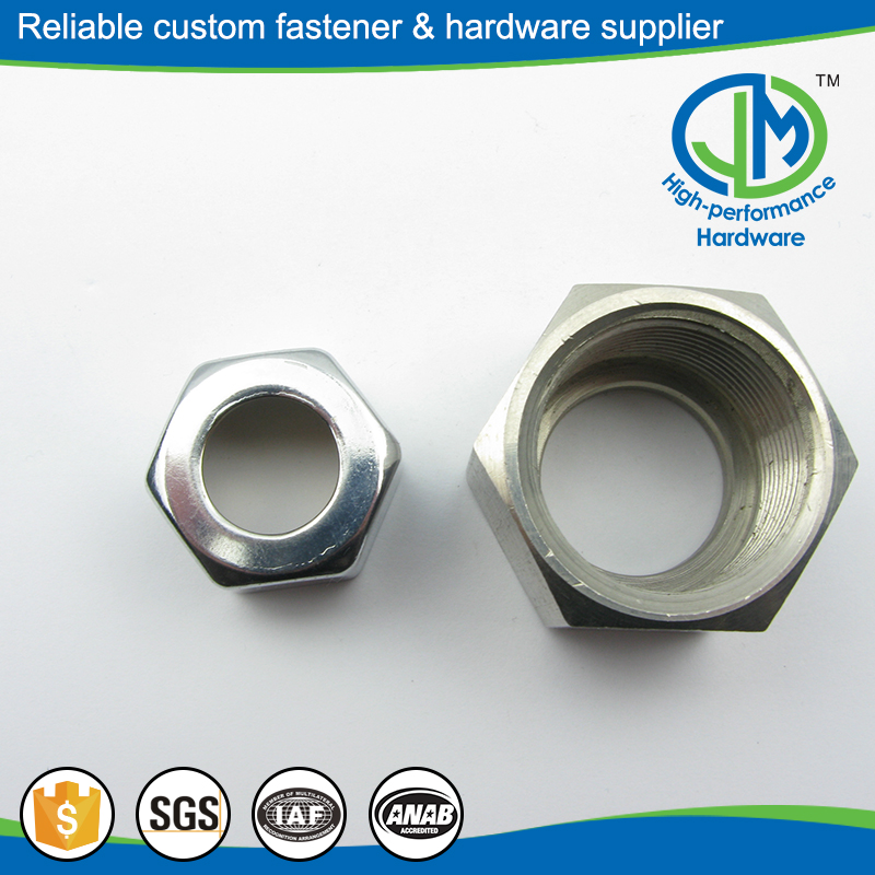 Hot sale high stainless steel push lug nuts cover