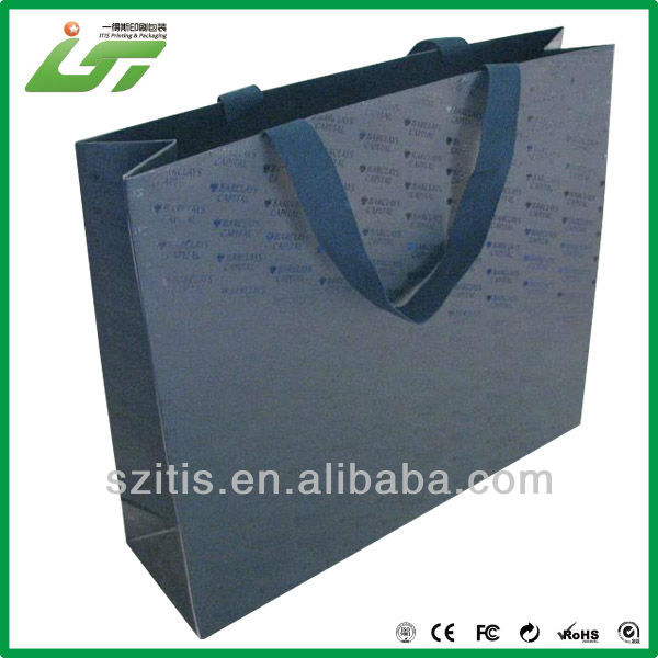 New style low price paper bag specification