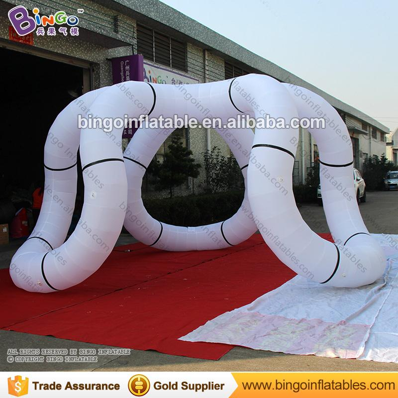 Large Inflatable Tangle/tube tangle design inflatable exhibition stands