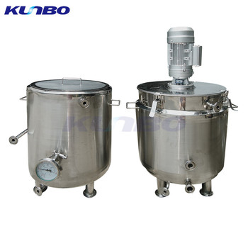 KUNBO Micro Beer Factory Brewing Production Line Home Brewery Plant